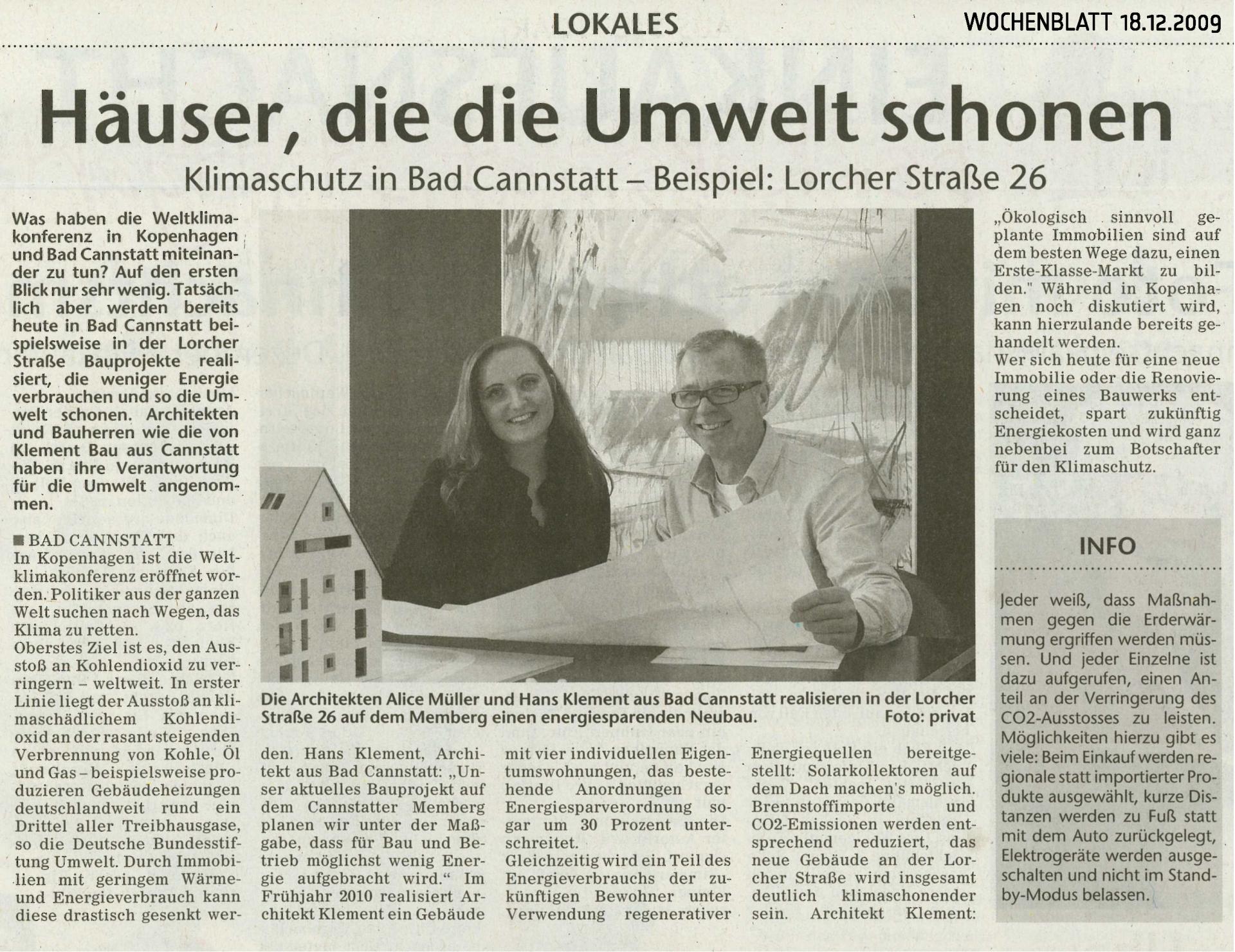 Presse-2009-Stuttgart-Wochenblatt-Haeuser-die-die-Umwelt-schonen